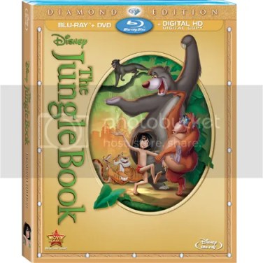The Jungle Book DVD #lomasvital #barenecessities