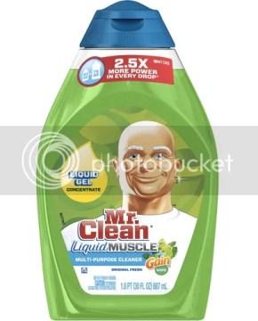 #MrCleanMorePower