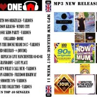 MP3 NEW RELEASES 2017 WEEK 11