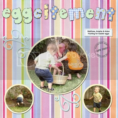 Egg-citement