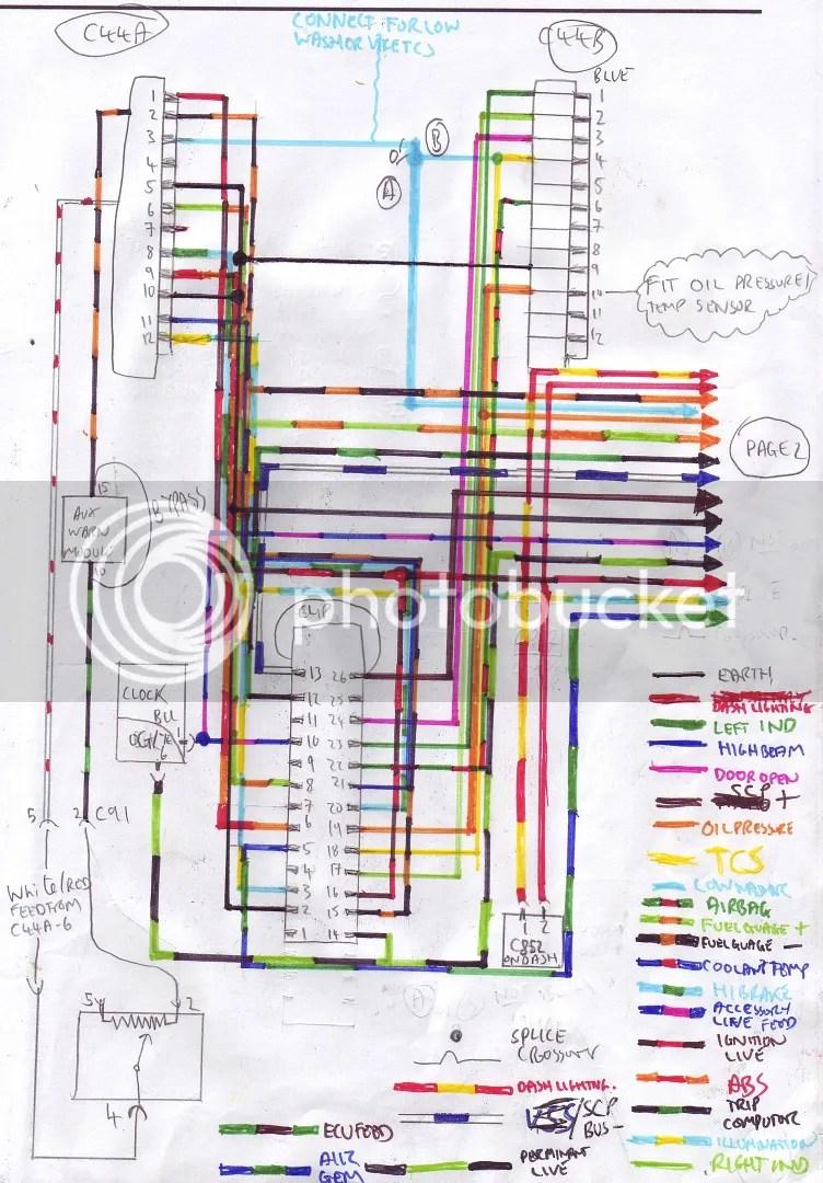 medium resolution of ford eec v wiring diagram