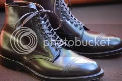 alden jumpers vintage leather
