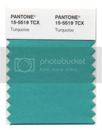 The Estate of Things chooses Pantone's color of 2010 turquoise