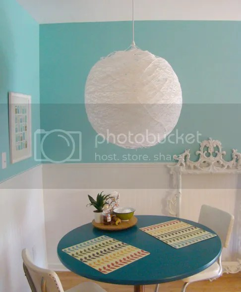 The Estate of Things chooses DIY project Hangy Light Stringy Globe Pendant