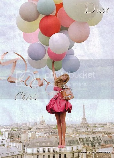The Estate of Things chooses Dior Balloon Ad