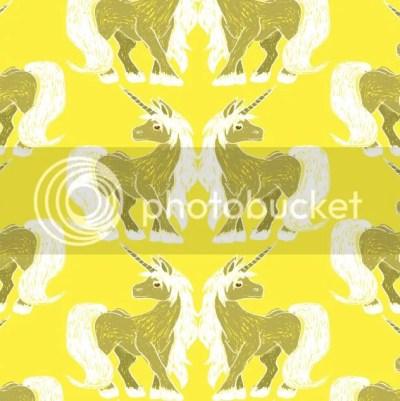 The Estate of Things chooses Unicorn Wallpaper from Samori