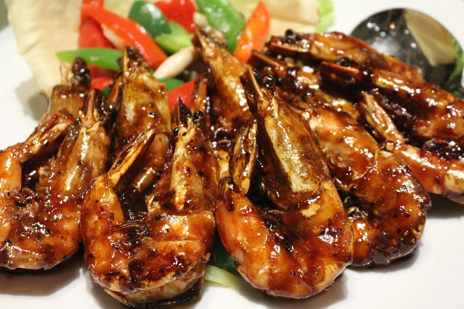 photo Stir Fry Crystal Prawns with Honey Ppper Sauce__China Treasures  KLGCC.jpg