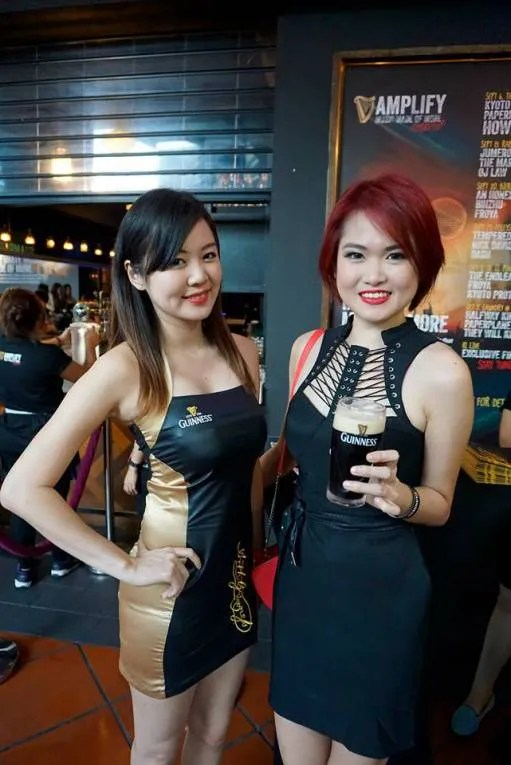 Guinness Amplifies Your Music Experience Kelly Siew Cooks