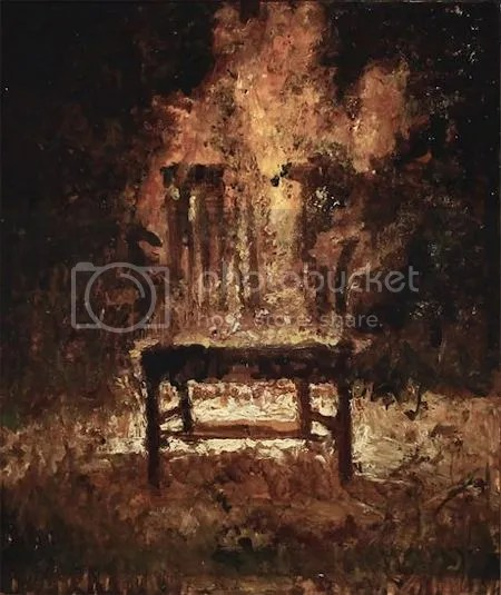 photo VincentDesiderioStudyForExodusBurningChair2013OilOnPaper.jpg