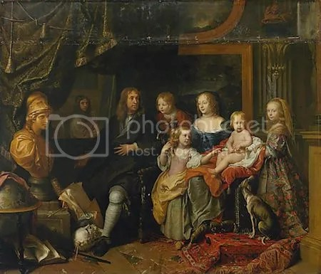 photo CharlesLeBrunEverhardJabachAndHisFamilyCa1660OilOnCanvas.jpg