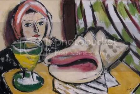 photo MaxBeckmannStillLifeWithLargeShell1939.jpg