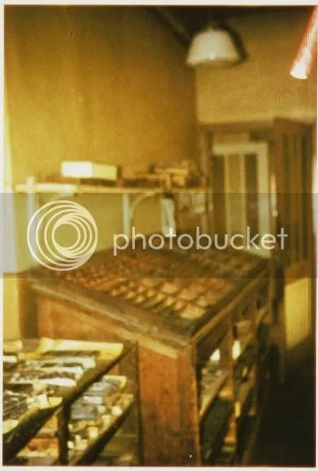 photo Het interieur van Drukkerij Van Wees 1973.jpg