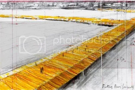 photo ChristoFloatingPiers2014PencilCharcoalAndPastel.jpg