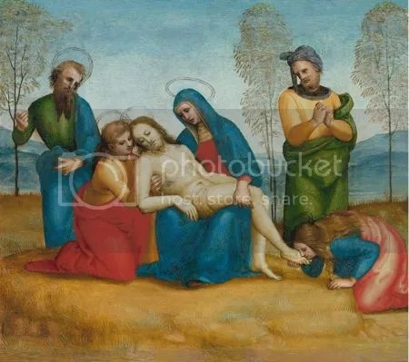 photo RaphaelLamentationOverTheDeadChristAbout1503-1505OilOnPoplarPanel.jpg
