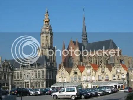 Ieper belgie 6 dag vier argusvlinder - Verblijf kathedraal ...