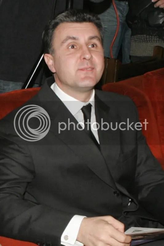 Radu Duda la GDS în 2005
