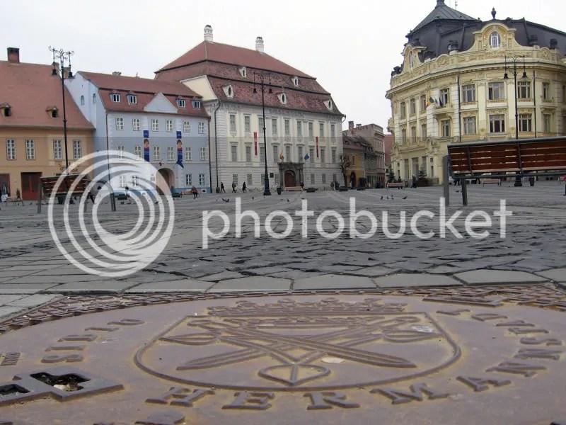 Piaţa Mare din Sibiu