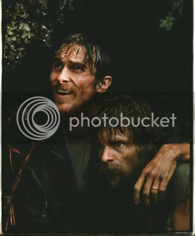 Christian Bale şi Steve Zahn