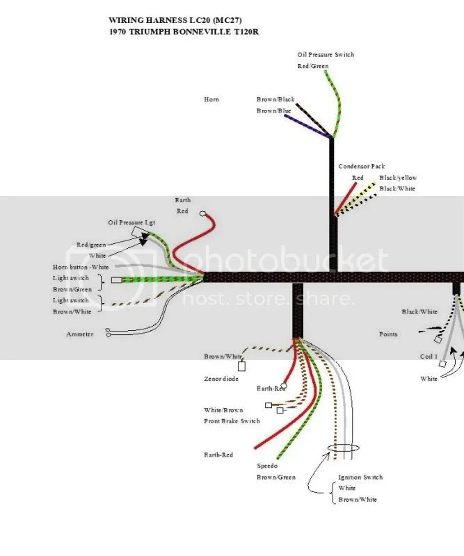 ignition light wiring diagram