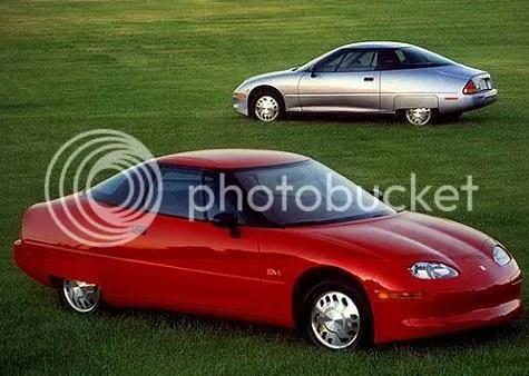 GM's EV1 RIP