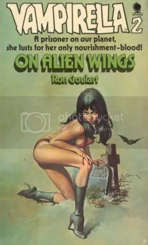 Ron Goulart - Vampirella 2: On Alien Wings