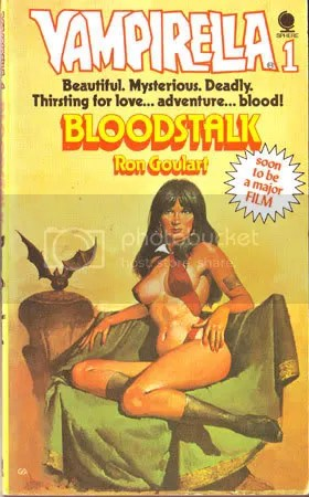 Vampirella 1  - Bloodstalk