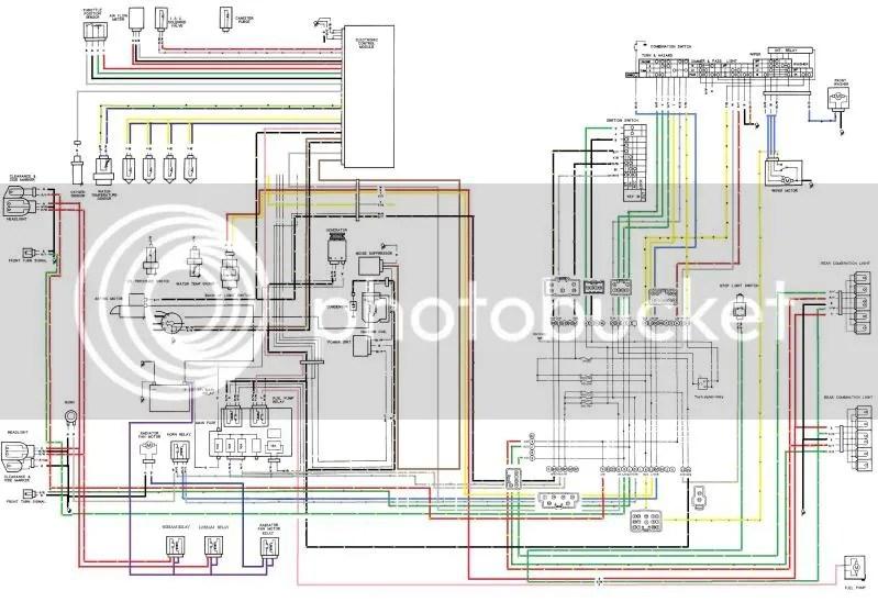 wiring diagram kelistrikan suzuki thunder 125 suzuki cultus wiring diagram suzuki automotive wiring diagrams  suzuki cultus wiring diagram suzuki