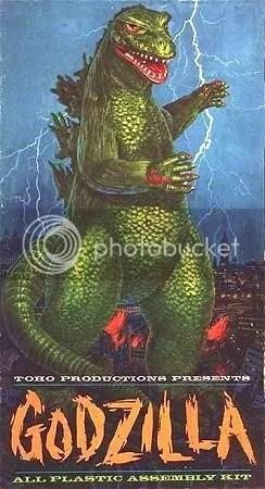 Happy Birthday Godzilla