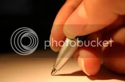 Tulislah!