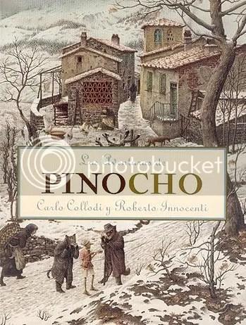 Las Aventuras de Pinocho - Carlo Collodi & Roberto Innocenti