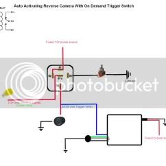 Reversing Camera Wiring Diagram Car Audio Amplifier Cab Light For 12v Free Engine Image