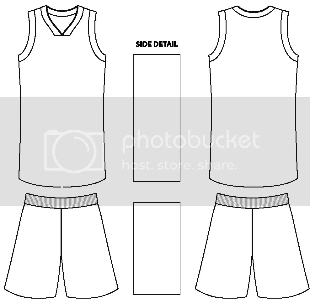 Football Jersey Coloring Page Template Coloring Pages
