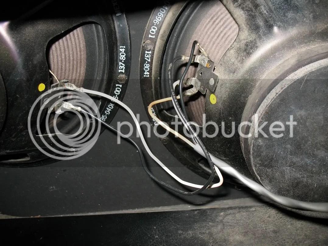 Parallel Wiring Of Loudspeakers