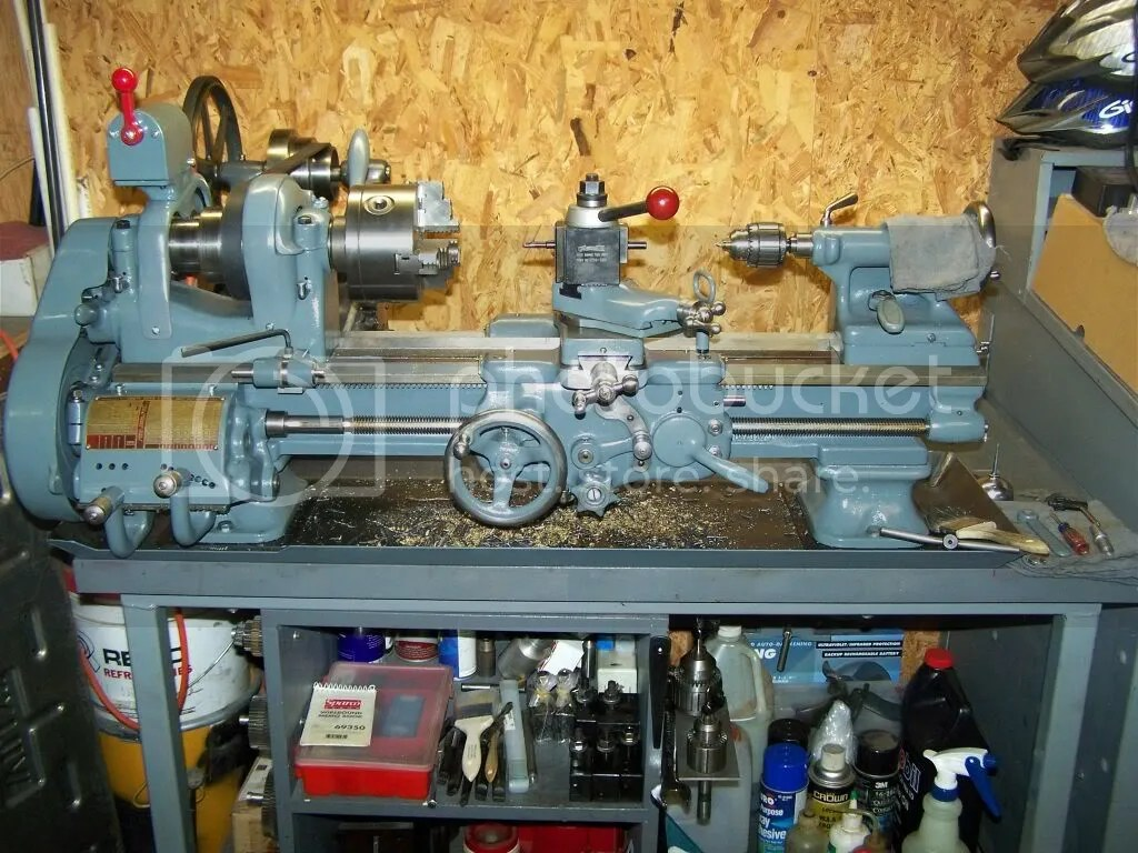 9 Southbend Lathe For Sale