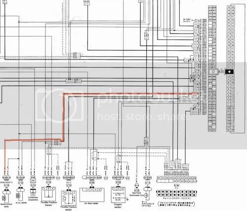 rb25 wiring harness diagram