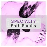 Specialty Bath Bombs