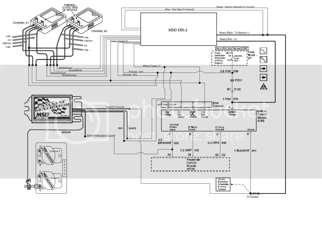 msd blaster coil wiring diagram 460 ford jet boat dis 2 on ecotec final complete performance