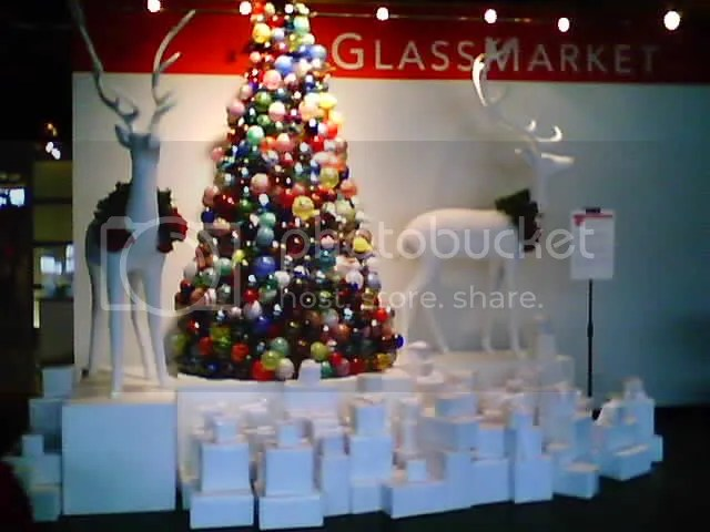 Glass Tree at CMOG