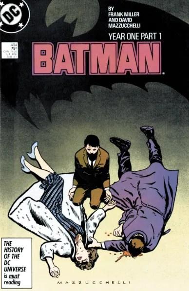 Batman: Year One (film) : batman:, (film), Movie, Review:, BATMAN:, Animated, Missed, Point