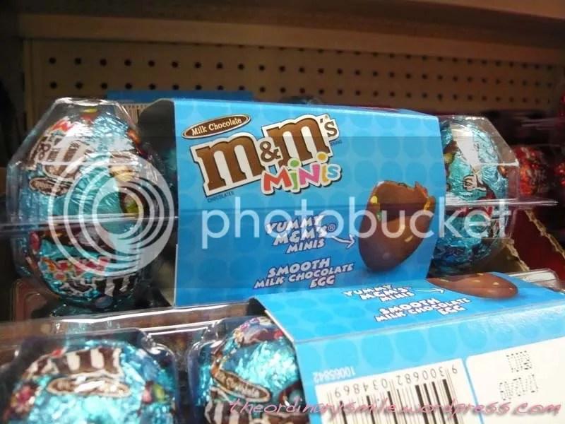 M&M ones!