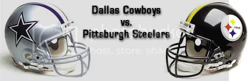 Image result for Cowboys vs. Steelers