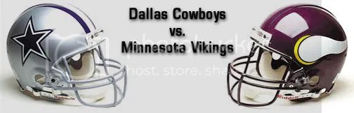 Image result for dallas cowboys vs minnesota vikings 2016
