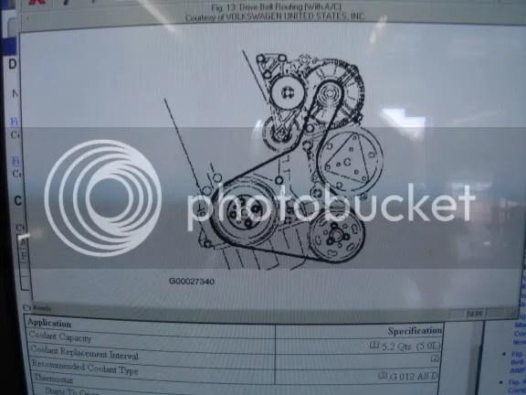 Serpentine Belt Diagram Also 2004 Kia Sedona Alternator Belt Diagram