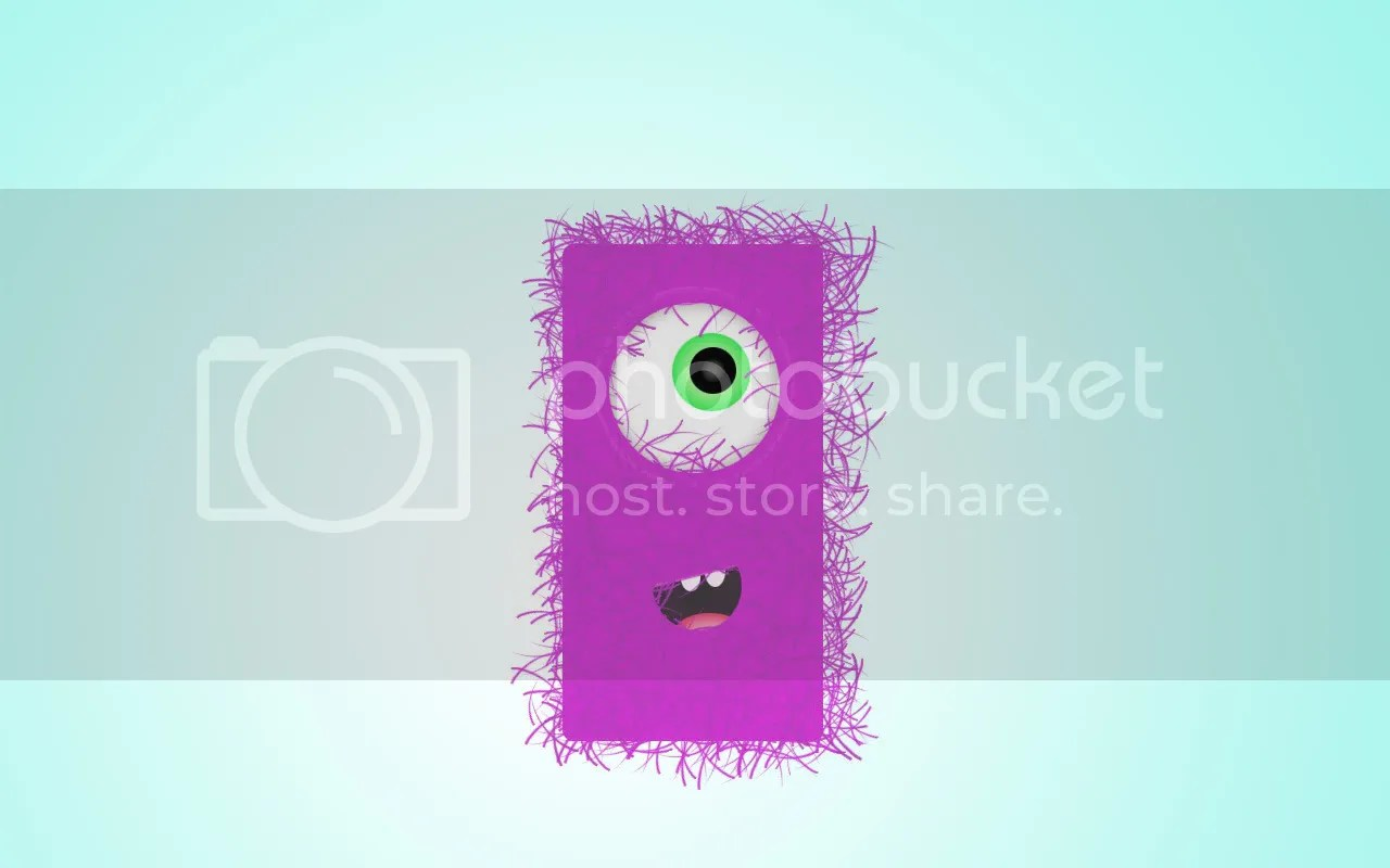 desktop,wallpaper,monster,purple,eye