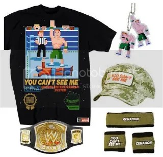 No Limit Wrestling: WWE Shopzone Halloween Pacakges