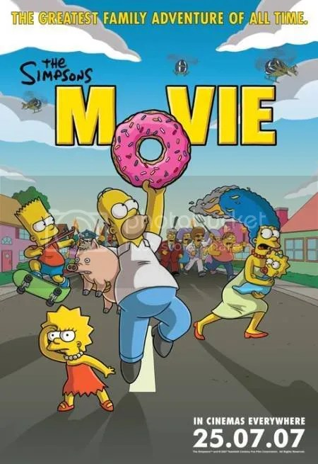 I Simpson the movie
