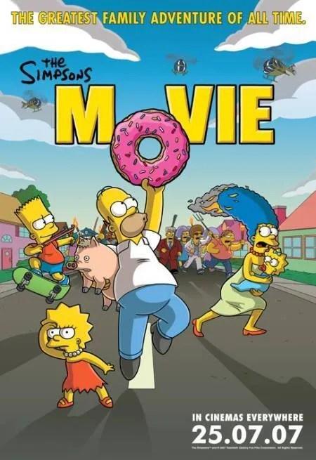I Simpson the movie