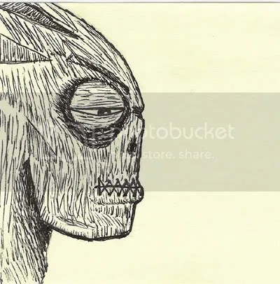 Stickynote Monster Part 4