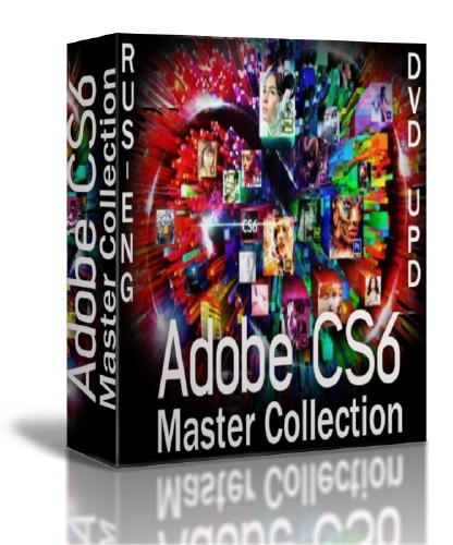 Adobe CS6 Master Collection Update 4