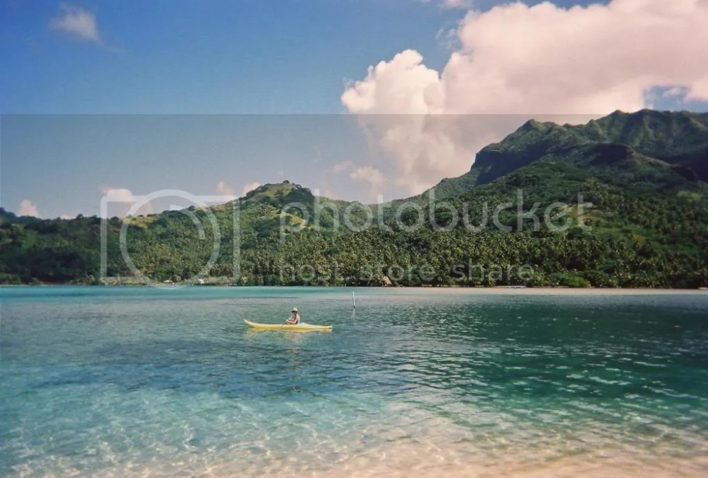A to Z Abroad: Huahine (2/6)